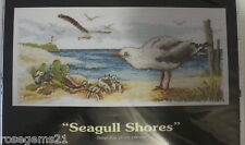 SEAGULL SHORES ~ Cross Stitch KIT (Country Threads Australia) NEW