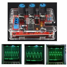 XR2206 Function Generator DIY Kit Sine, Triangle, Square Output 1HZ-1MHZ + CASO