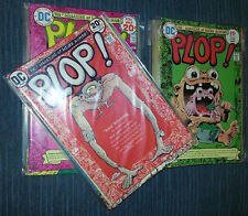 Plop! All 24 issues - 1973 to 1976 High Grade!