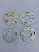 FORD ESCORT COSWORTH,  5mm STEEL WHEEL SPACERS X 4 BRAND NEW