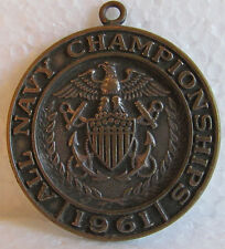 1961 PARTICIPANTS MEDAL-ALL NAVY CHAMPIONSHIPS   GOLF