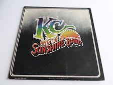 KC & The Sunshine Band Self Titled LP 1975 TK-603 Vinyl Record