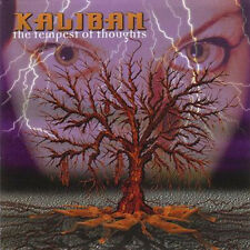 KALIBAN The Tempest Of Thoughts CD