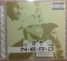 N.E.R.D-In Search Of(2002)-New AND Sealed