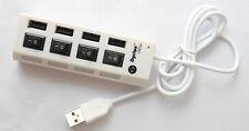 USB 4-Port Hub With Individual Switch for Raspberry Pi,PcDuino & BeagleBone