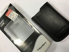 BlackBerry 8100 Pearl, 8110, 8120 Euro Range Leather Pocket BBY-CP81 Original