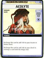 Pathfinder Adventure Card Game - 1x Acolyte-character add-on
