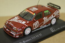 Alfa Romeo 155 V6 TI DTM 1994 #11 1:43 Minichamps neu & OVP 430940111
