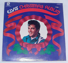 Elvis Presley: Elvis' Christmas Album [Unplayed Copy]