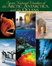 Seven Natural Wonders of the Arctic, Antarctica, and the Oceans (Seven-ExLibrary