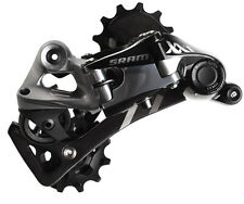 SRAM XX1 11 Speed Type 2 MTB Carbon Rear Derailleur Black/Grey - Long Cage