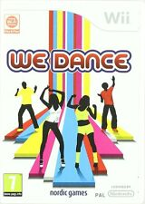 We Dance - Game Only Nintendo Wii PAL Brand New