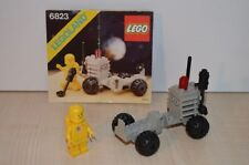 01336 LEGO Space Classic vintage - Surface Transport 6823 + PLAN