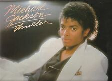 Thriller by Michael Jackson 1982 UK Vinyl LP - one of several variations.
