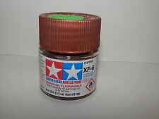 Tamiya Color Acrylic Paint Mini Copper #XF-6 (10ml) NEW