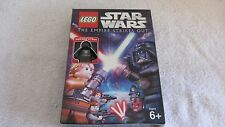 DVD LEGO STAR WARS The Empire Strikes Out with Exclusive Darth Vader Minifigure