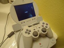 RARE-Sony-Playstation-PS-One-Combo-Game-Console-LCD-Screen