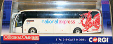 CORGI 1/76 OM46408B NATIONAL EXPRESS CAETANO LEVANTE 202 SWANSEA