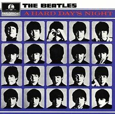 A Hard Day's Night by The Beatles (CD, Capitol) LOT