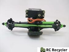 Axial SCX10 AX10 Front Axle Alu Steering Links HR Bumper 1/10 Scale Crawler