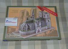 3D Puzzle Clever & Happy - Notre Dame De Paris 64 pc