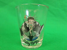 Betty Boop New York Statue of Liberty Shot Glass