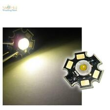 High Power LED Chip Board 3W Warm White