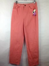 NWT Talbots Pink Stretch Jeans Size 4