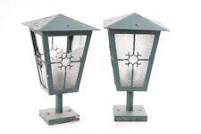 Alte DDR Außenlampe Gartenlampe Außenbeleuchtung Wandlampe Kult Retro Laterne