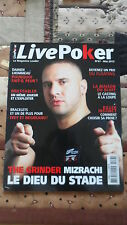 Magazine live poker N°67 -  Mai 2013 - The grinder Mizrachi