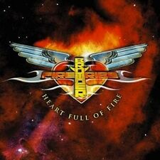 BROTHER FIRETRIBE - HEART FULL OF FIRE  CD NEU