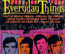 EVERYDAY THINGS 6 song 10 inch mini LP SS sundazed mono usa 60s GARAGE OOP L@@K