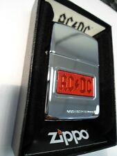 Zippo® AC/DC - Deep Carved - Limited Edition - Armor Case - Neu/ New OVP