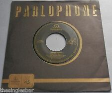 "Morning Parade - On Your Shoulders 2011 Parlophone 7"" Single"