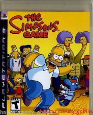 ☛The Simpsons[PS3,1-2 Players,Cartoon Action,Based on TV Series,Bart,Homer,Kids]