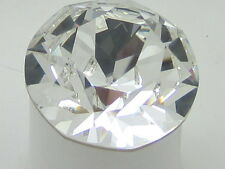 1gr 7pp CRYSTAL UNFOILED POINTED BACK swarovski rhinestone