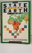 Atlas Survey of the State of the Earth Prentice Hall World Geography, 1993 by...