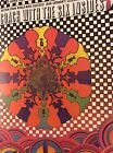Rare Vintage Peter Max Psychedelic Theater Production Poster Print Wall Art