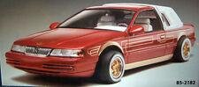 Revell 1/25 Cougar XR-7 Lowrider 3 'n 1 model kit