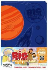 The Big Picture Interactive Bible for Kids, Orange/Purple Creation LeatherTouc..