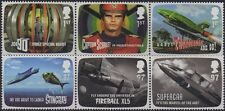 GB 2011 Genius of Gerry Anderson FAB MNH stamps SG 3136-3141