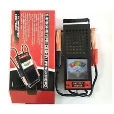 Portable 6V 12V Battery Load Tester Diagnostic Tool Charging System Car