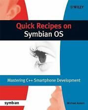 Quick Recipes on Symbian OS: Mastering C++ Smartphone Development (Symbian Press