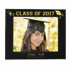 Personalized 4x6 Graduation Picture Frame - High School Grad Gift for Student
