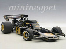 AUTOart 87329 LOTUS 72E 1973 RONNIE PETERSON #2 1/18 MODEL CAR BLACK