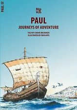 Paul: Journeys of Adventure (Bible Wise) by MacKenzie, Carine; Apps, Fred