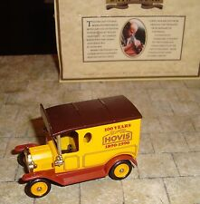 LLEDO - PROMOTIONAL  -  1920 MODEL T FORD VAN - HOVIS 100 YEARS  - 1890-1990