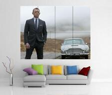 JAMES BOND 007 SKYFALL DANIEL CRAIG GIANT WALL ART PRINT POSTER H80