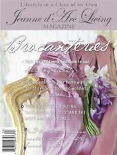 I SHIP TODAY 2 DAY AIR APRIL 2017 Jeanne d'Arc Living MAGAZINE 4 European/Decor*