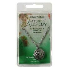 NATURE'S ALCHEMY Irish Cladda Diffuser Necklace